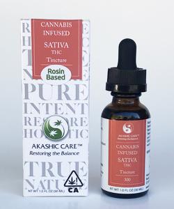 Akaschic Care Sativa Tincture